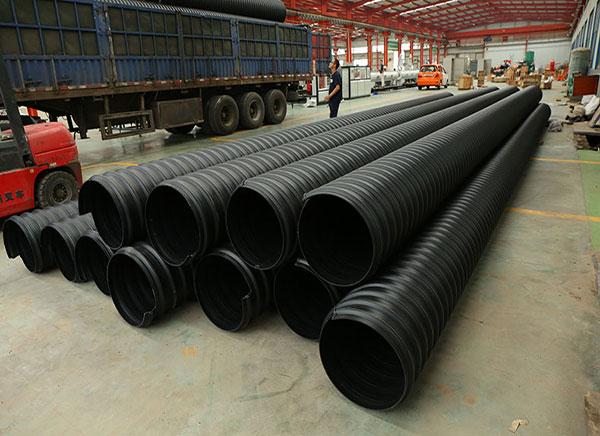 江苏钢带增强聚乙烯波纹管