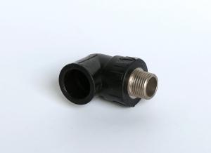 HDPE外丝弯头(承插)